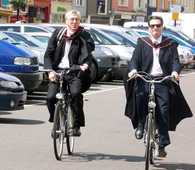 Professors of Cycling