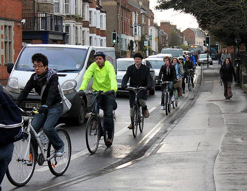 Tips For Cycling Commuters Cycling Uk