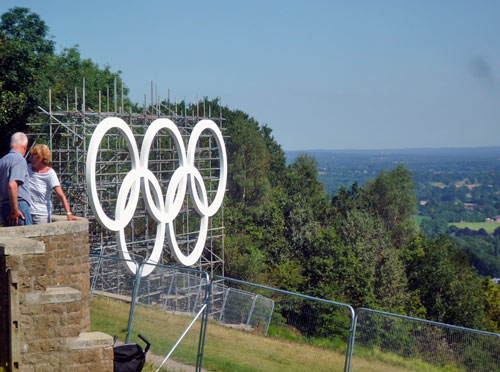 olympic-rings box hill