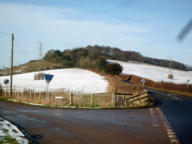 Bledlow Ridge from West Wycombe