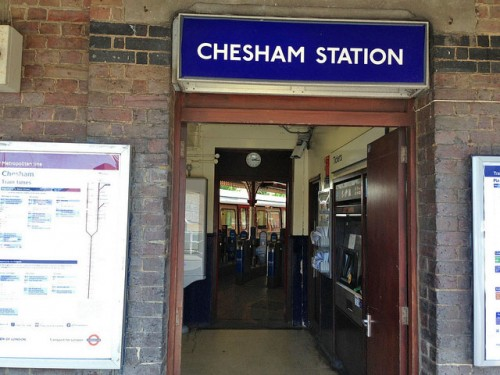 chesham-station